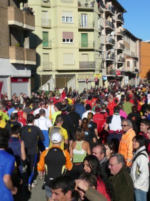 XXX CAMPIONAT  INTERNACIONAL D,ATLETISME DE FONS DEL RIPOLLÉS